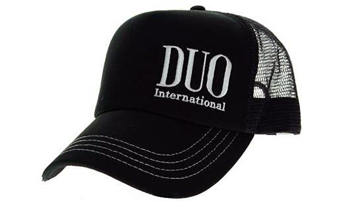 DUO TRUCKER CAP