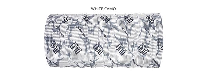 White Camo Buff